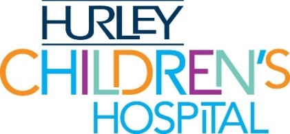 Hurley Childrens Hospital logo