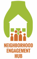 Neighborhood Engagement Hub logo