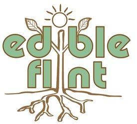 edible flint logo
