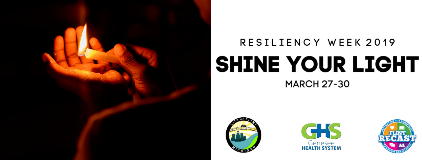 Shine Your Light Resiliency Week